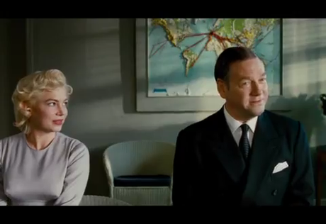 Michelle Williams shines in My Week With Marilyn