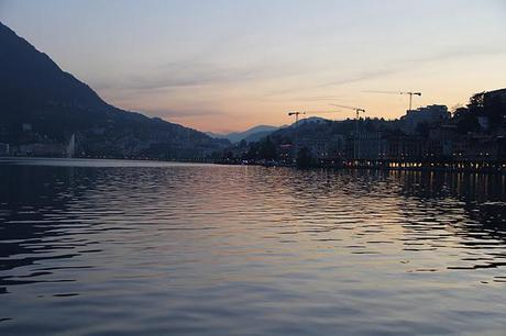 The Colors of Lugano