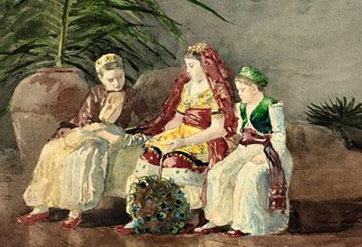Finders Keepers  - A Winslow Homer on the Rubbish Tip