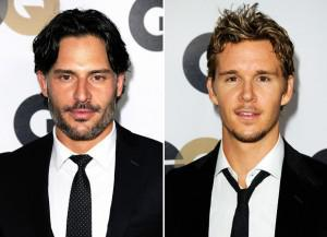 True Blood's Joe Manganiello and Ryan Kwanten