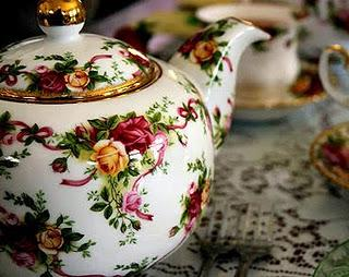 TEATIME TEN AT EMILY SNYDER'S BLOG - FANCY A CUP OF TEA WITH US?