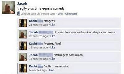 Funny Facebook Status Messages Spelling Fail This Stuff