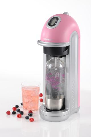 Get busy with the fizzy for Breakthrough Breast Cancer