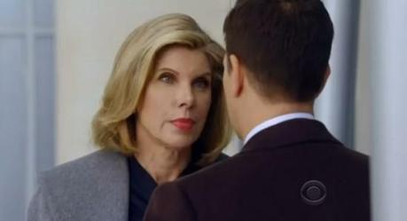 "Review #3153: The Good Wife 3.9: ""Whiskey Tango Foxtrot"""