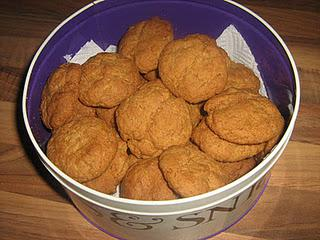 Yorkshire Gingernuts