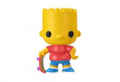 New Simpsons vinyl figures