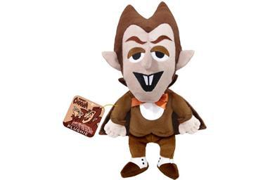 Count Cholcula plush doll