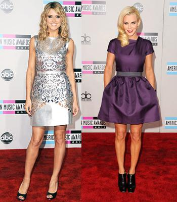 princess skirtsThe Who, What and Wear of the AMAs