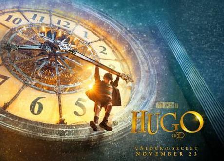Martin Scorsese's 3D children's spectacular Hugo is perfect Thanksgiving fare, say critics