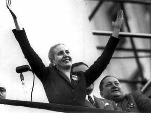 Eva Peron Balcony 300x225 Expanish Quick Guide to Argentina's Icon: Eva Peron