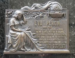 EvaPGrave Expanish Quick Guide to Argentina's Icon: Eva Peron