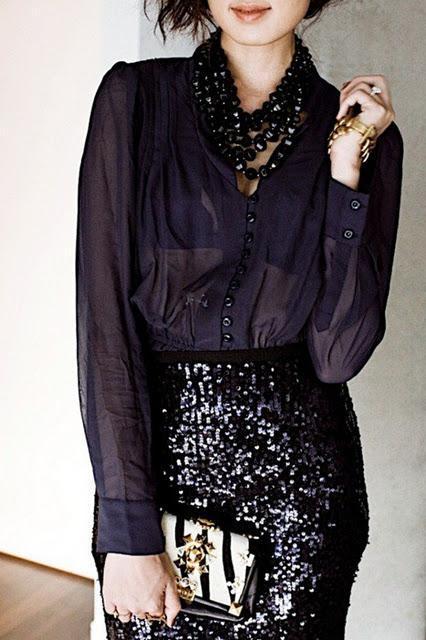 Fashion Friday--Black Friday!