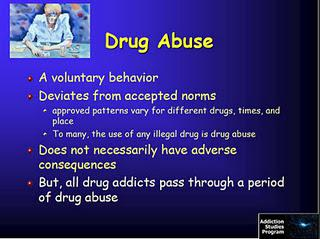 Drug Addiction in 10 Slides or Less