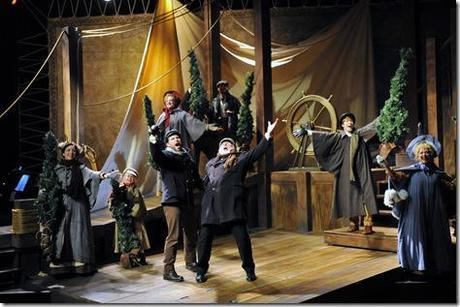 Review: The Christmas Schooner (Mercury Theater)