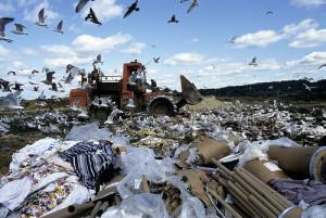 landfill 300x201 Stunning Recycling Statistics and Facts
