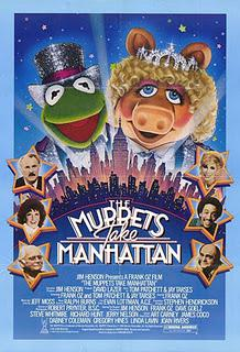 Never Seen It! Sunday: The Muppets Take Manhattan