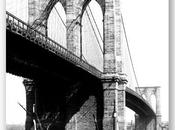 Vintage Brooklyn Bridge Waterfront Holiday Cards from Zazzle.com