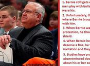 Bernie Fine Clipboard Evil: Caption Contest Best/Worst Photo Ever?