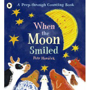 Book Sharing Monday:When the Moon Smiled