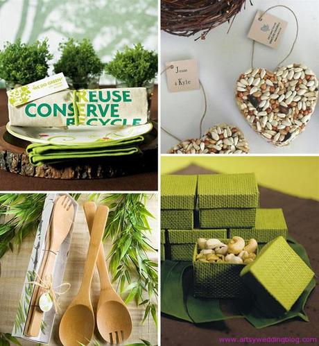 Eco-Friendly Weddings Trends for 2011