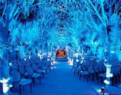 Magical Winter Wedding Theme To Let Your Creativity Run