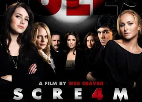 Scream 4 and the nature of horror