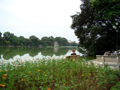 My Favorite Photos: Hoan Kiem Lake, Hanoi