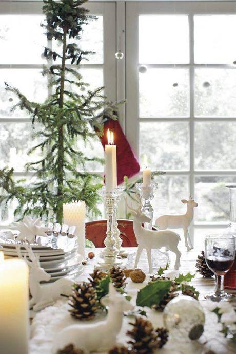 Cosy Country Christmas  Paperblog