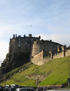 Defender of the Nation, Edinburgh Castle