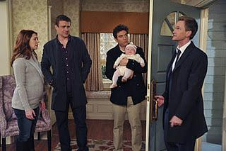 HIMYM 7x11: The Rebound Girl