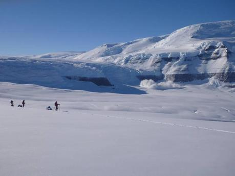 Antarctica 2011: Weather Improves For Most