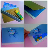 Torn Paper Card / Invitation