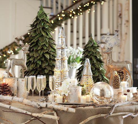 Lovin This Decor Ideas Winter Spa Party Pinterest