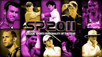 SPORTS PERSONALITY 2011