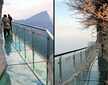 Glass Bridge In China 5