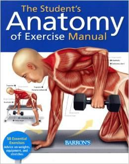 anatomy of exercise manual