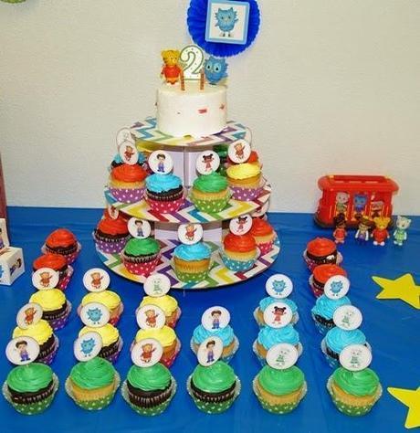 The Big Daniel Tiger Birthday Party Part I