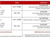 "Disney ""Frozen"" Themed School Holiday Workshops July 2014"