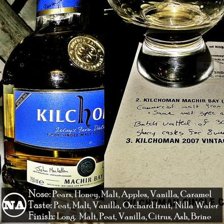 Kilchoman Machir Bay 2013 Edition Review