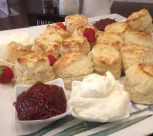 Fresh Scones Daily