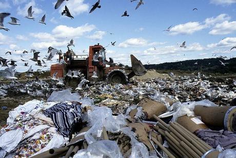 Landfill in Danbury