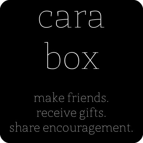 Spring 2014 Cara Box Reveal & Link Up