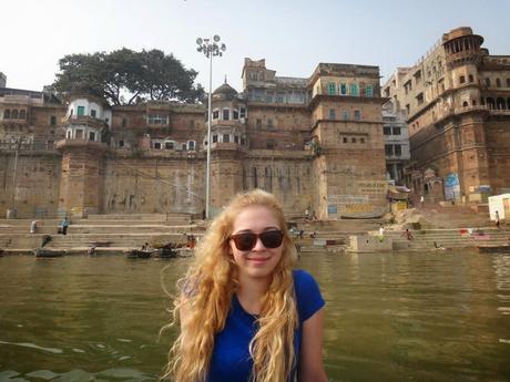 Elena's Travelgram: Varanasi India