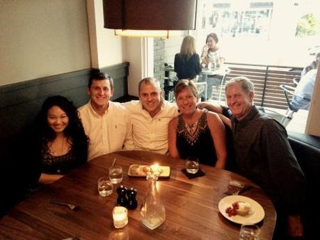 harrell family travis birthday revel