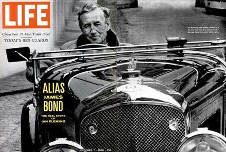 Even Life Magazine's 1966 spread recognized James Bond as a romanticized version of Fleming himself.