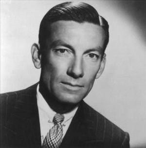 Hoagy Carmichael, whose appearance formed the basis for Bond's physical characteristics.