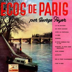 George Feyer - Ecos de Paris