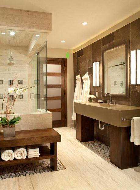 Contemporary Personal Spa Bath