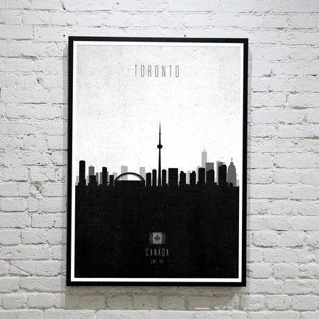 Toronto. Contemporary Cityscape