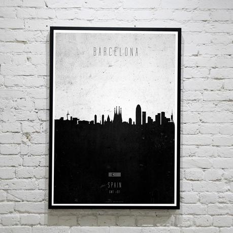 Barcelona. Contemporary Cityscape